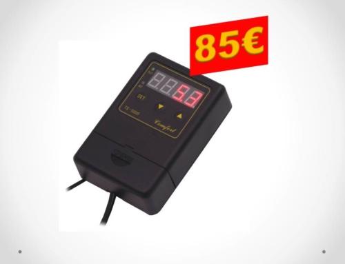 TERMOSTATO DIGITAL TS-5000