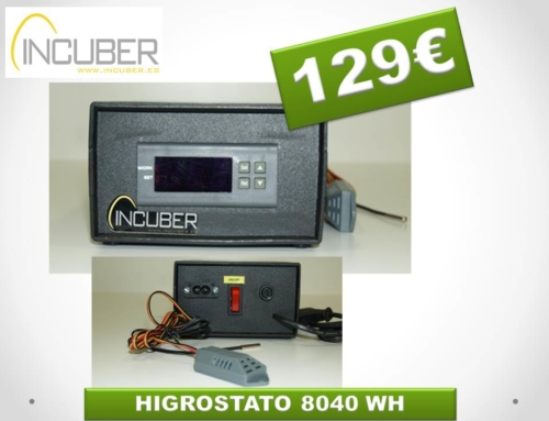 KIT HIGROSTATO IN-8040WH