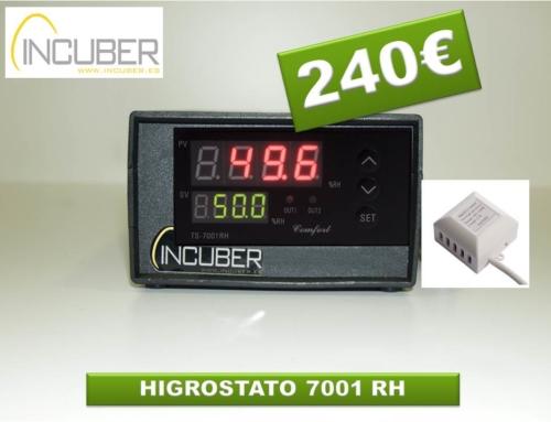 KIT HIGROSTATO IN-TS7001RH