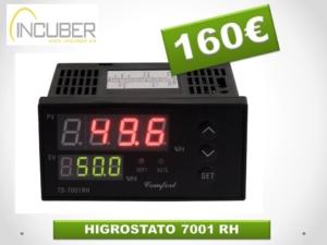 HIGROSTATO IN-TS7001RH
