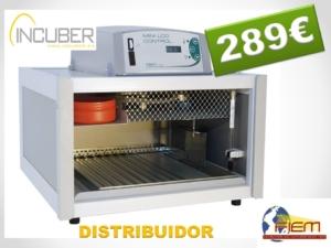 INCUBADORA FIEM CIP-28 MINI LCD