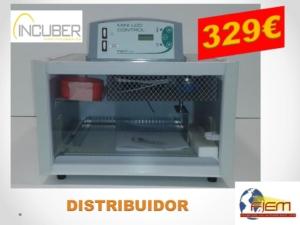 INCUBADORA FIEM CIP-40 MINI LCD