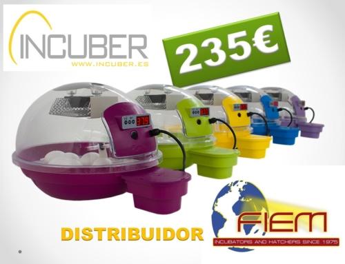 INCUBADORA SMART COLOR DIGITAL  24