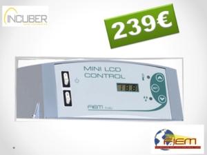 CENTRAL MINI LCD COMPLETA